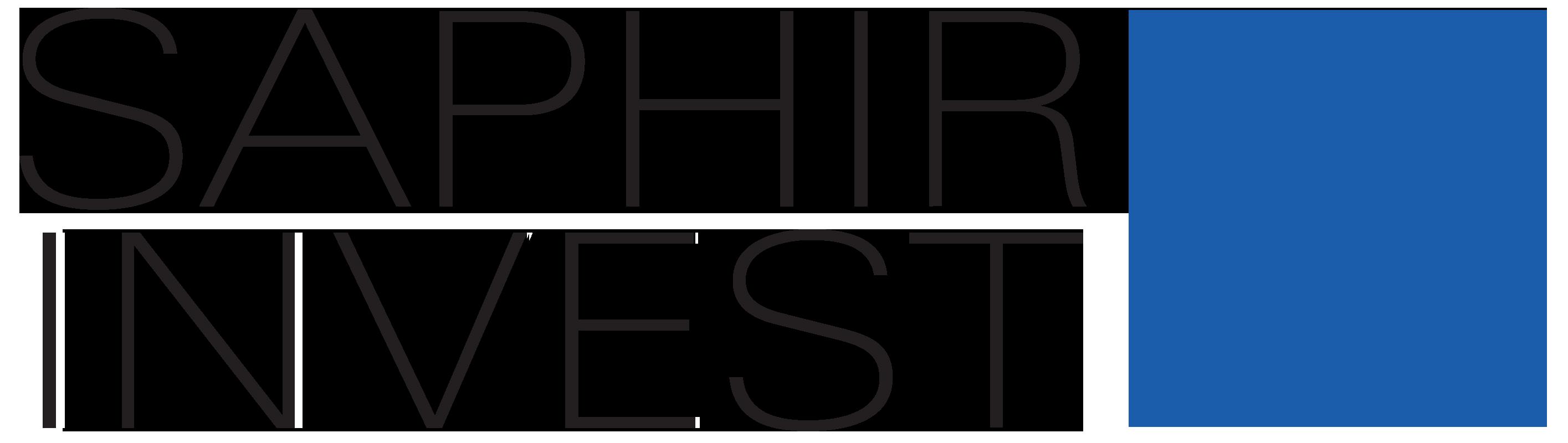 Saphir-Invest logo-vertical